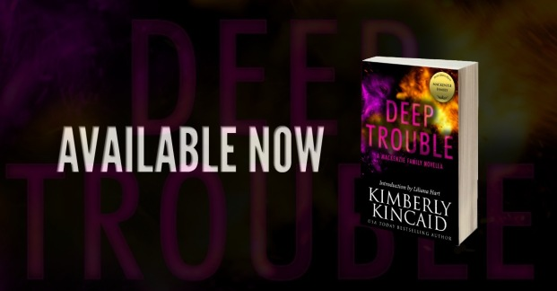 Deep Trouble Available Now