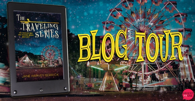 traveling series - blog tour