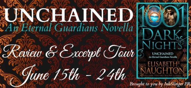 UNCHAINED - Tour banner