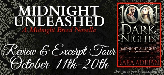 MIDNIGHT UNLEASHED - tour banner